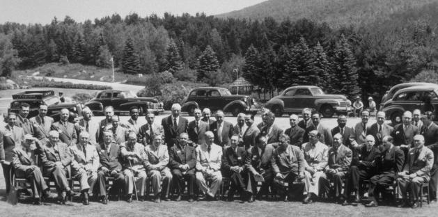 Sistema monetario di Bretton Woods