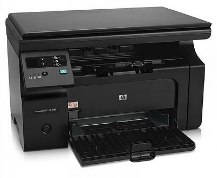 hp 1132 принтер