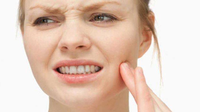 bol u donjoj čeljusti