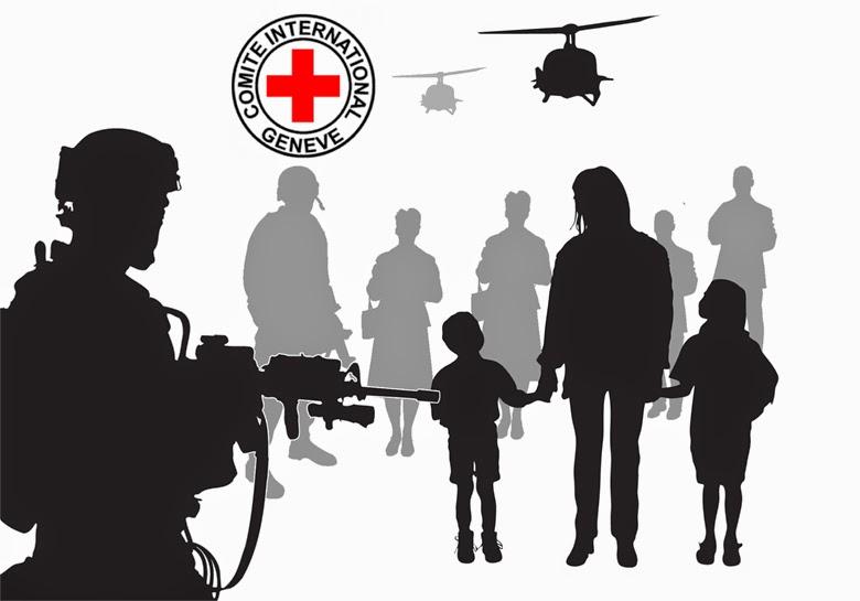 Plakat Mednarodnega ženevskega odbora.