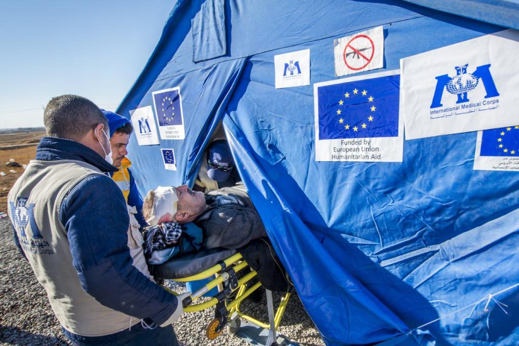 Evropski poslanci na žarišču.