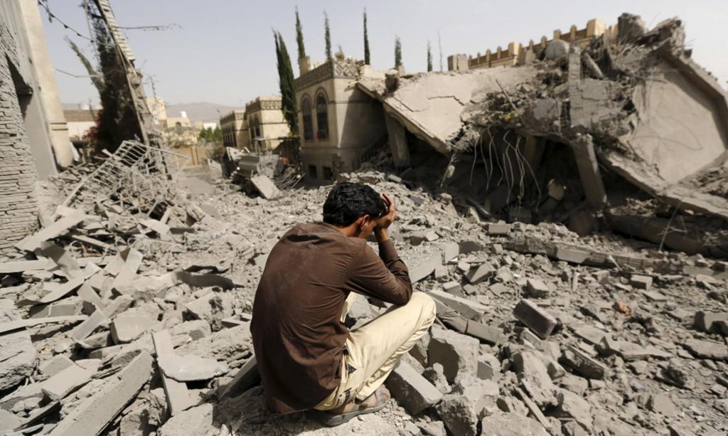 Humanitarno pravo je zasnovano tako, da omejuje uničujoče možnosti vojne.