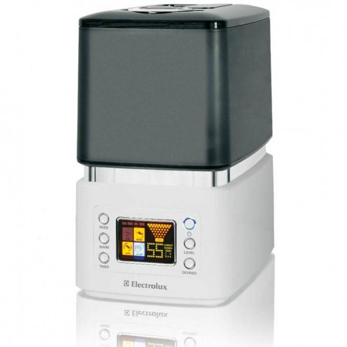 electrolux ultrazvočni vlažilnik zraka