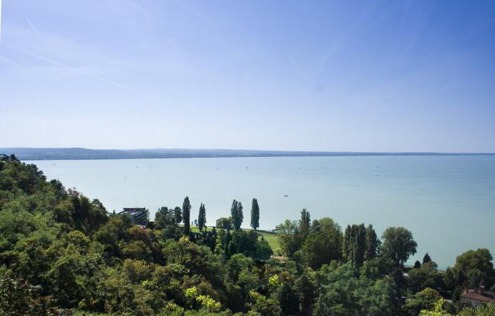 почивка на езерото Балатон