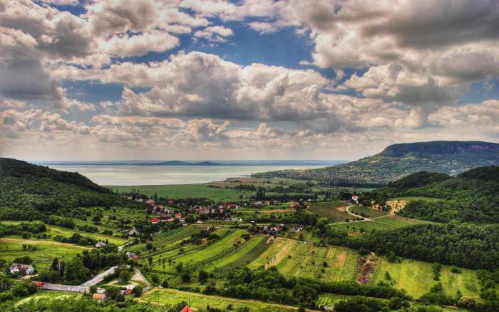 Будапеща езеро Балатон