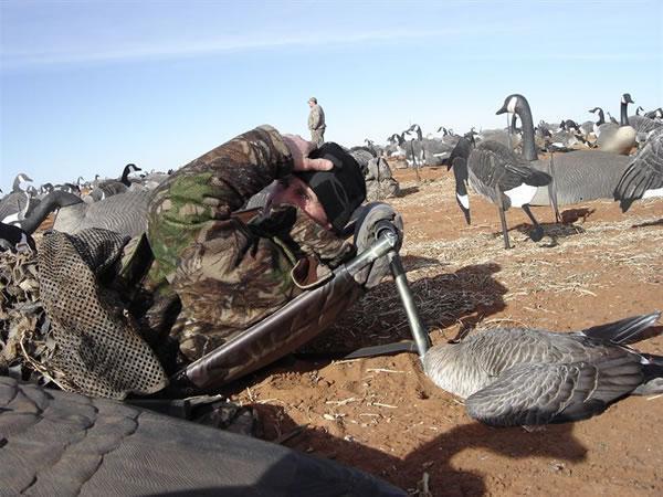 Отряд за лов на гъски