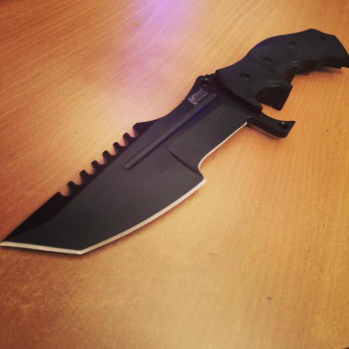 lista noży z x go