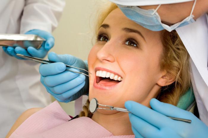 хигијенско чишћење зуба