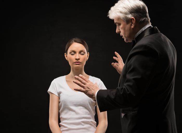 kako postati hipnotizer