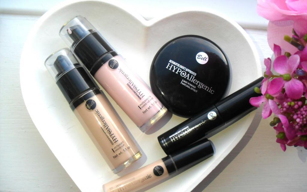 hipoalergiczne kosmetyki ozdobne