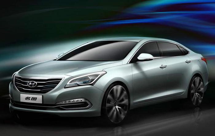 """raspon modela """"Hyundai"""" karakterističan stupanj"""