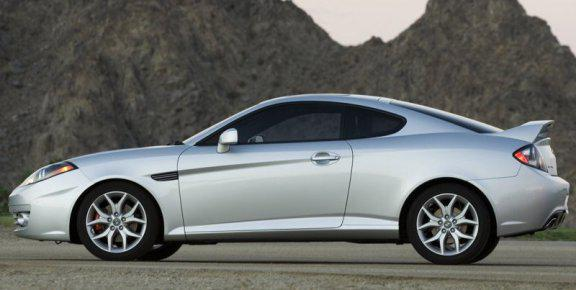 Hyundai Tiburon recensioni