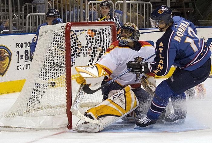 pravidla hokejového letu