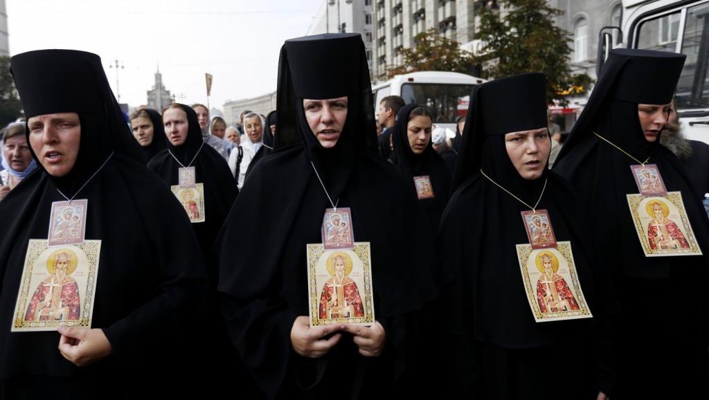 Православне монахиње