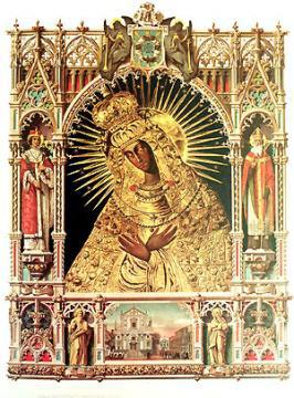 Icona di Ostrobramsky della Madre di Dio