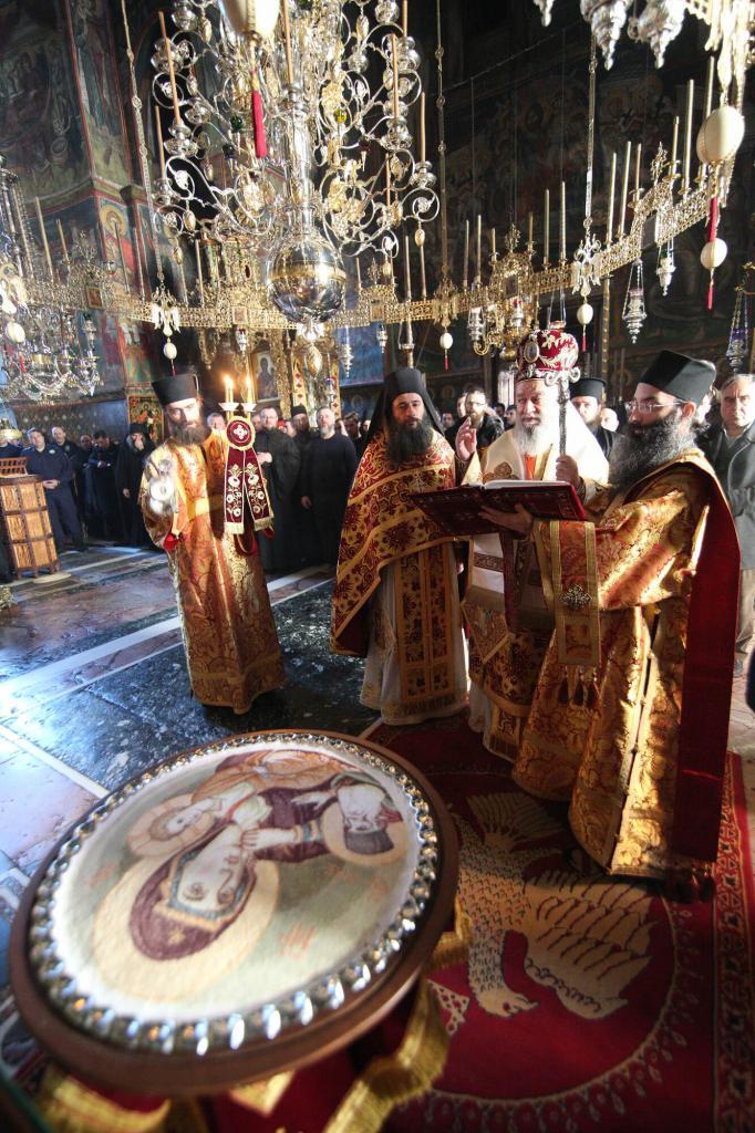 Svečana ortodoksna služba