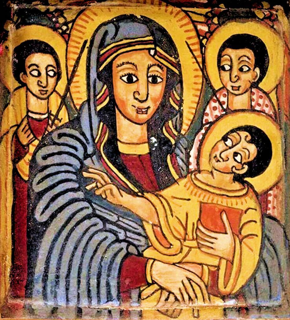 Jedna od slika Svete obitelji