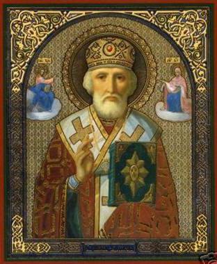icona di San Nicola
