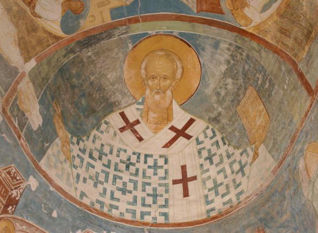 icona della preghiera di San Nicola