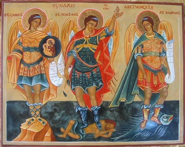 icone dell'Arcangelo Michele