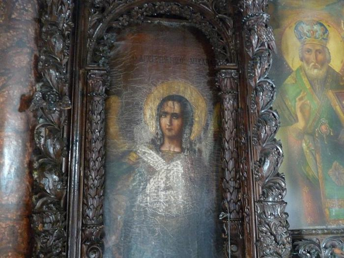 Icone ortodosse dell'Arcangelo Michele