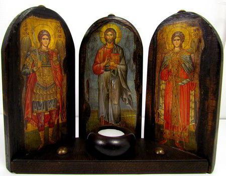 arcangelo Michele icona significato