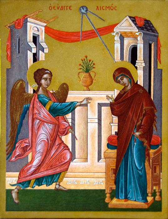 Ikona Naklonjenost Blažene Device Marije