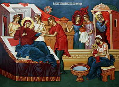 čudežne ikone Blažene Device Marije