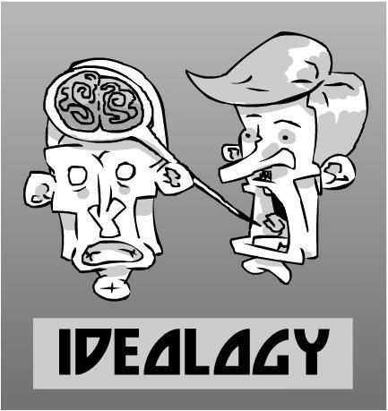 l'ideologia è