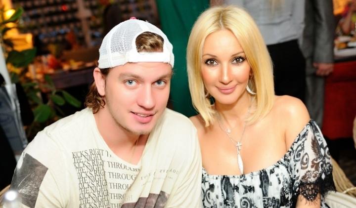 Makarov con sua moglie