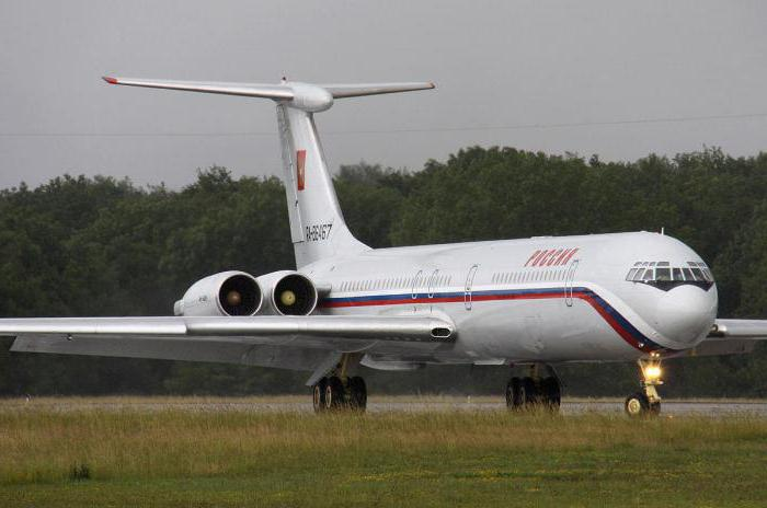 samolot prezydenta Rosji