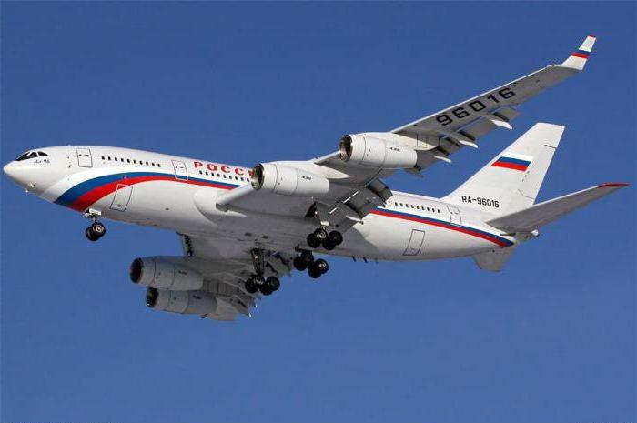 Prezydent Rosji zdjęcie samolotu