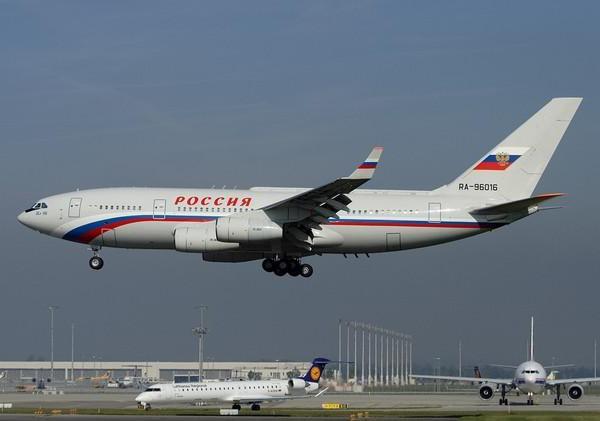 nowy samolot prezydenta Rosji