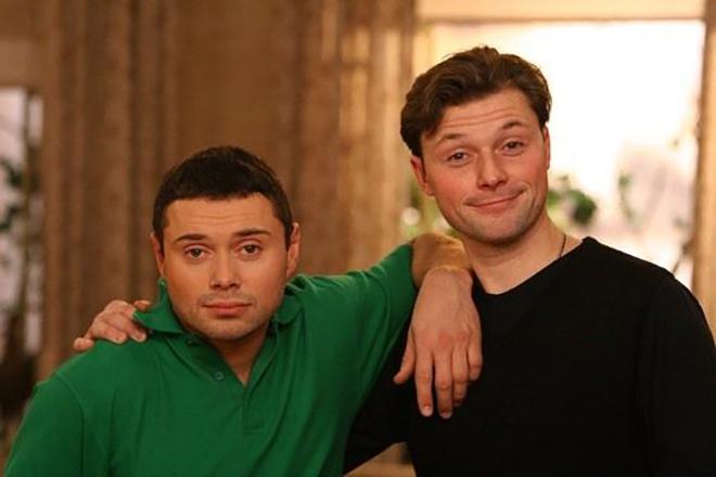 Ilya Noskov a bratr