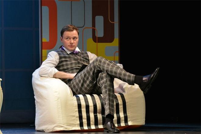 Ilya Noskov v divadle