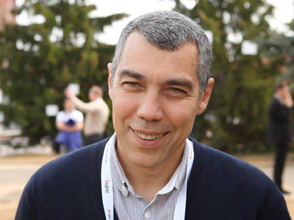 Ilya Segalevich Yandex