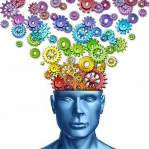 myšlení a představivost v psychologii