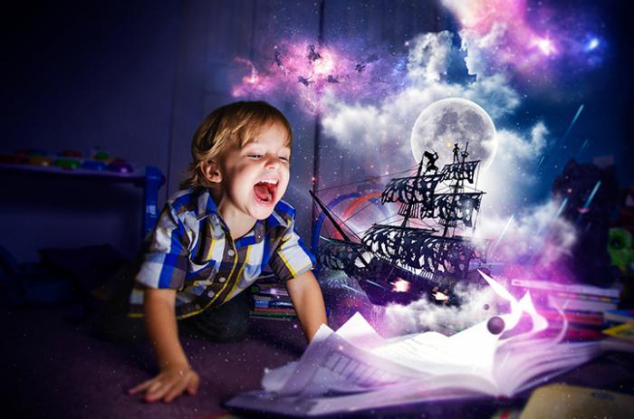 obecná představivost psychologie