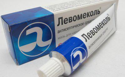 Инструкција за лечење левомекол