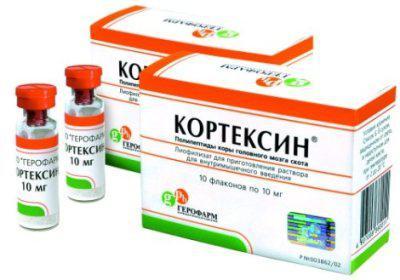 medicina cortexin