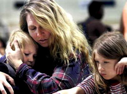 проблеми породица са једним родитељем