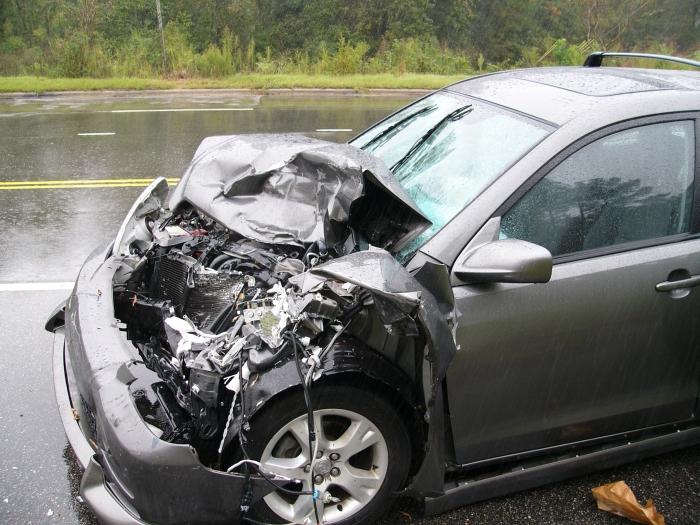 Danni dopo un incidente