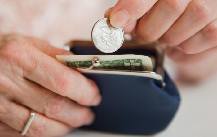 indicizzazione delle pensioni in Russia