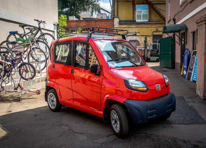 Автомобили от индийска марка