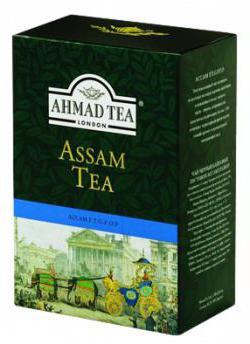 Чай Асам в Москва