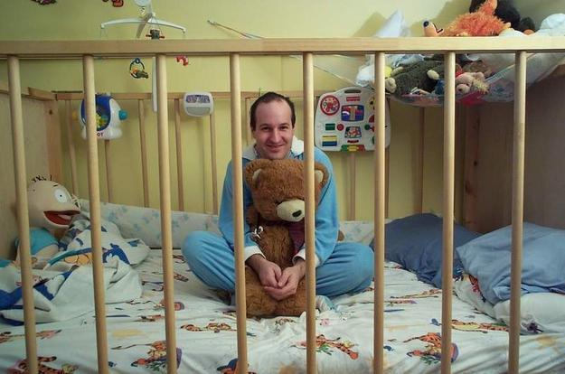 kako se znebiti infantilizma