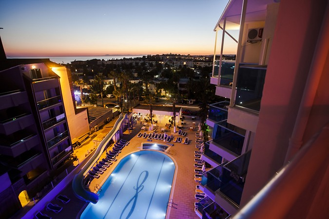 Turchia Infinity Beach Hotel