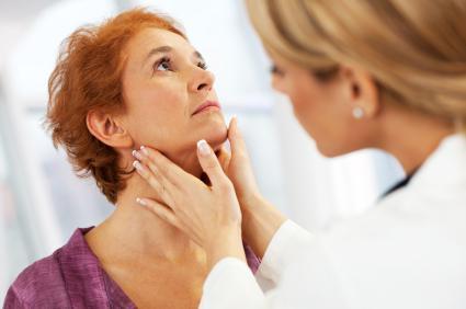 zvětšené lymfatické uzliny
