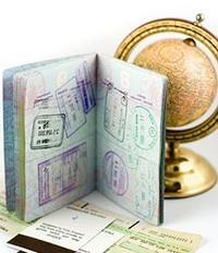 države ne potrebujejo vizuma