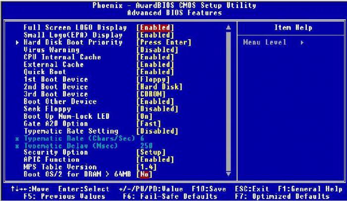 dispositivi di input e output